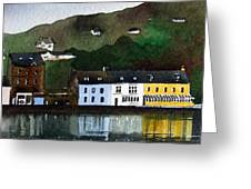 Tarbert Greeting Card