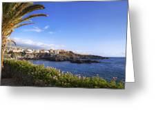 Tenerife - Alcala Greeting Card