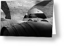 The Barrel Room Greeting Card