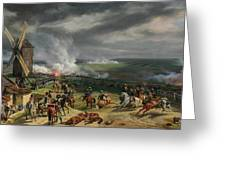 The Battle Of Valmy Greeting Card