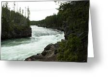 The Bend Greeting Card