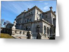The Breakers Newport Rhode Island Greeting Card