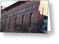 The Cannery Greeting Card