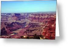 The Colorado River Greeting Card