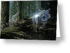 The Elder Scrolls V Skyrim Greeting Card