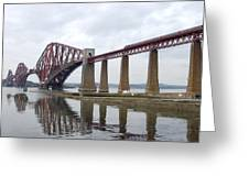 The Forth - Scotland Greeting Card