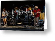 the Grateful Dead 03 Alpine Valley 1987 Greeting Card
