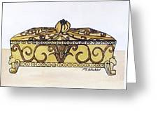 The Jewelry Box Greeting Card