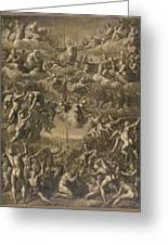The Last Judgment Greeting Card