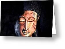 The Madas Buddha Greeting Card