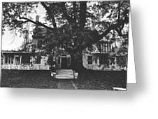 The Main House Greeting Card