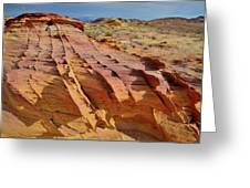 The Many Colors Of Valley Of Fire Greeting Card