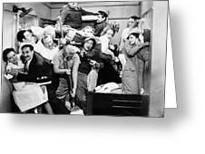 The Marx Brothers, 1935 Greeting Card