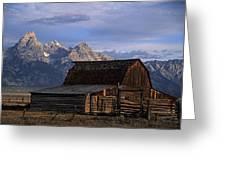 The Molton Barn Greeting Card