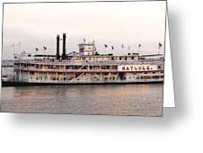 The Natchez Greeting Card