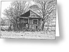 The Old Home Place Greeting Card