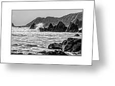 The Pembrokeshire Coast Greeting Card