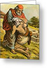 The Prodigal Son Greeting Card
