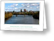 The Queen City Greeting Card by Jim McDonald Photography