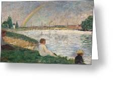 The Rainbow  Greeting Card