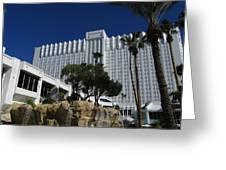 The Tropicana Hotel And Casino, Las Vegas Greeting Card
