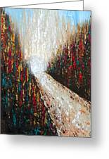 Through The Storm Greeting Card