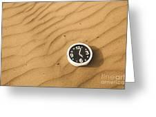 Timeless Greeting Card