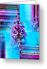 Tower Of Beauty Greeting Card