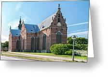 Trinity Church In Kristianstad Greeting Card