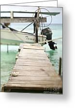Tuamotu Isles Greeting Card