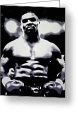 Tyson Greeting Card