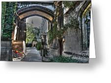 University Of Chicago Greeting Card