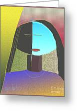 Untitled 904 Greeting Card