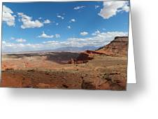 Utah Landscape Greeting Card