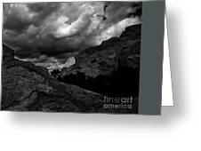 Vasquez Rocks Greeting Card
