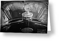 Vintage Ford Art Greeting Card