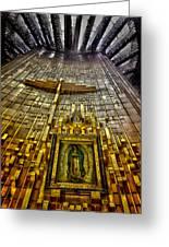 Virgen De Guadalupe 7 Greeting Card