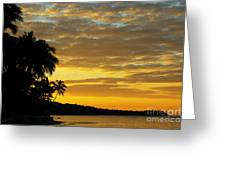Viti Levu, Coral Coast Greeting Card