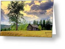 Washington Homestead Greeting Card