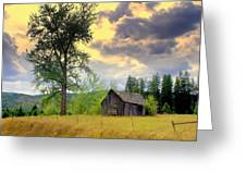 Washington Homestead Greeting Card