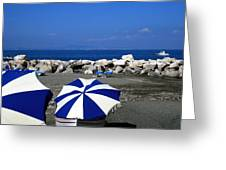 Water 001 Greeting Card