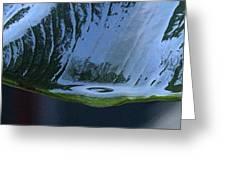 Water Drop Forming Greeting Card