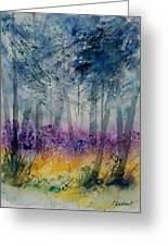 Watercolor  130608 Greeting Card