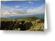 White Mountain National Forest - New Hampshire Usa Greeting Card