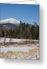 Whiteface Mountain In The Adirondacks Of Upstate New York Greeting Card