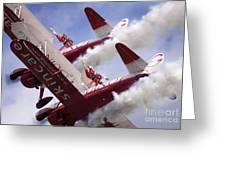Wingwalkers Greeting Card