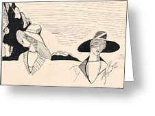 Women Greeting Card