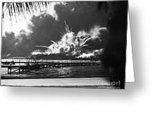 World War II: Pearl Harbor Greeting Card