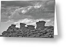 Wyoming Landscape Greeting Card