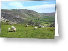 Yorkshire Dales - England Greeting Card
